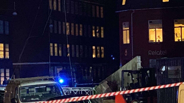 Foto fra Teglværksgade.