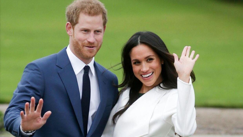 Harry og Meghan planlægger at bosætte sig delvist i Canada i en periode. (Arkivfoto)