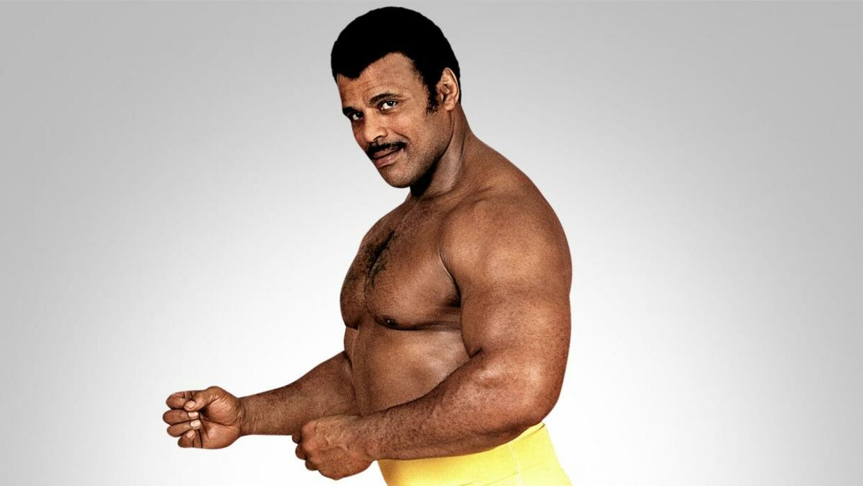 Rocky Johnson blev 75 år.