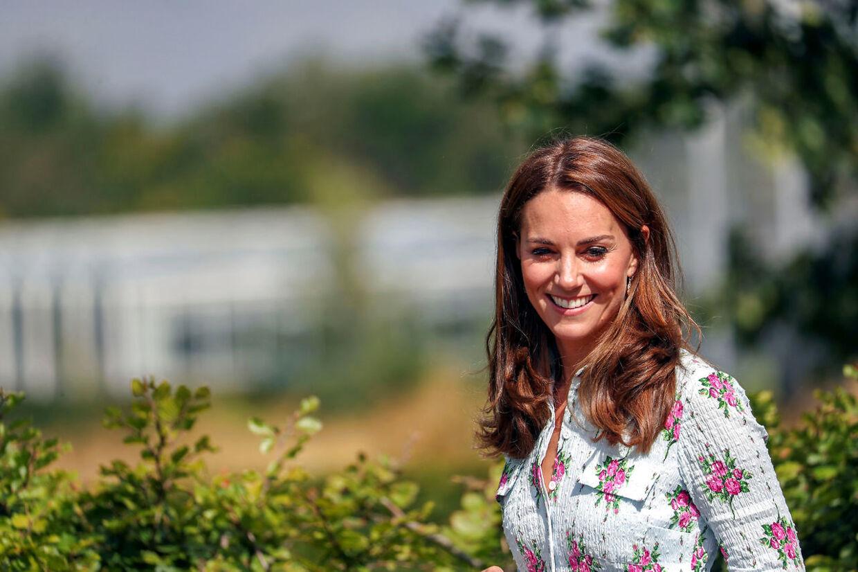 Englænderne elsker den søde og naturlige Kate Middleton.