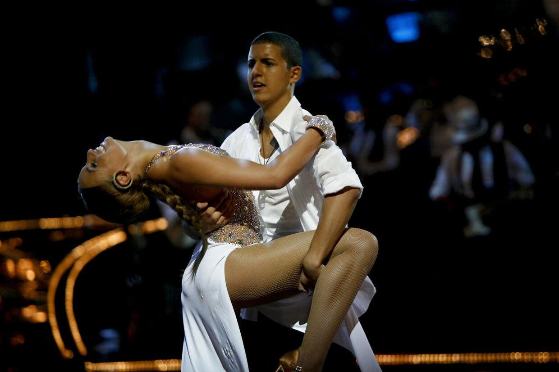 Claudia Rex debuterede i 'Vild med dans' i 2009, hvor hun lærte X Factor stjernen Basim at føre sig frem på dansegulvet.