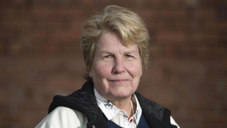 Sandi Toksvig er 61 år.