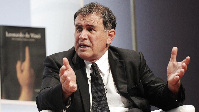 Nouriel Roubini forudså også finankrisen i 2007
