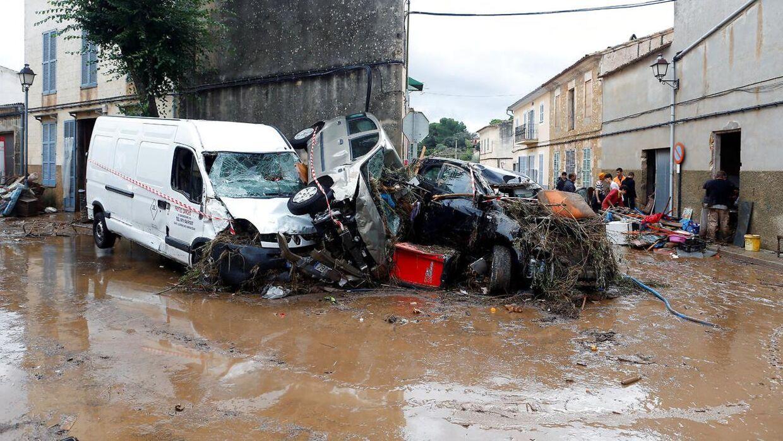 Skybruddet i 2018 skabte store ødelæggelser og kostede flere menneskeliv i Sant Llorenc de Cardassar.