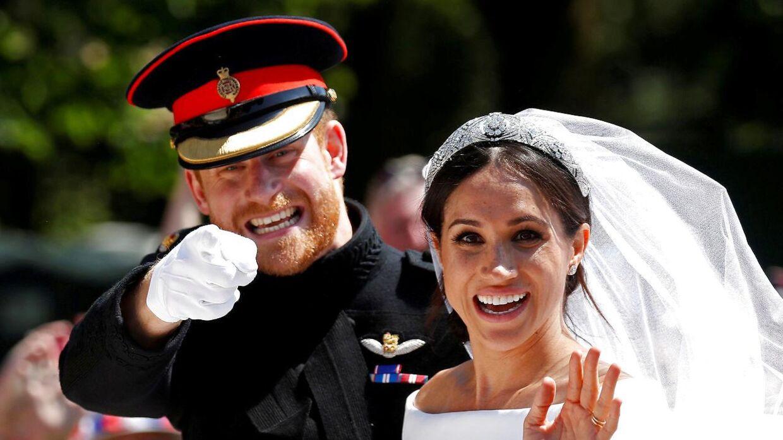 I maj 2018 blev parret gift ved et stort royalt bryllup. To år efter vinker de farvel til deres kongelige titler.
