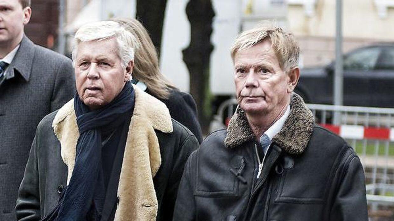 Stig Elling med sin mand Steen Andersen.