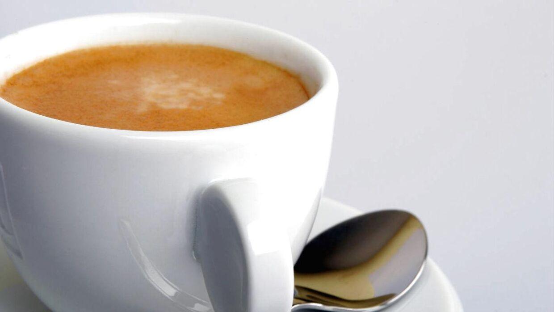 Genrefoto: kaffe