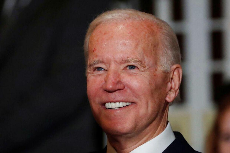 Som barn stammede Joe Biden.