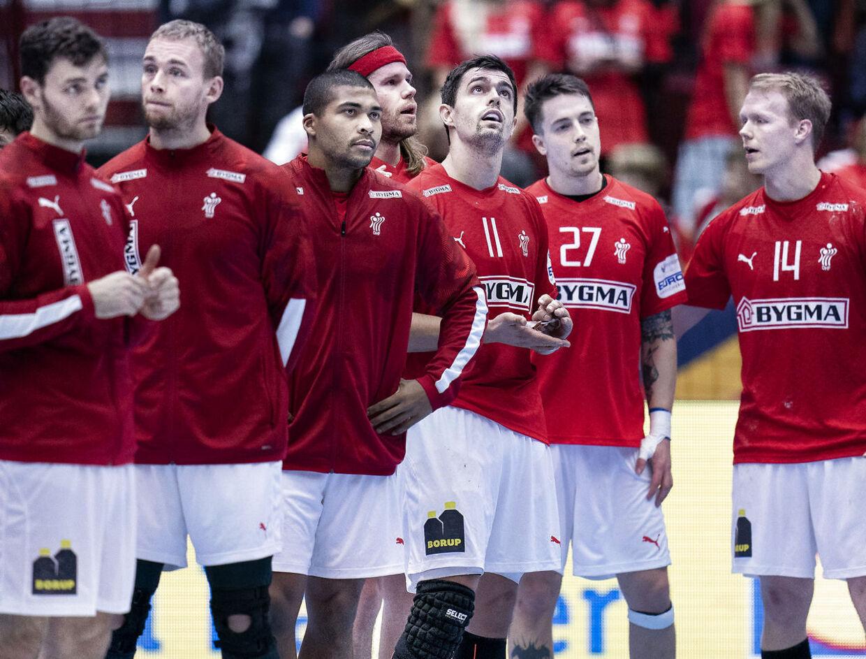 Håndboldherrerne røg allerede ud ved det indledende gruppespil ved EM i 2020.