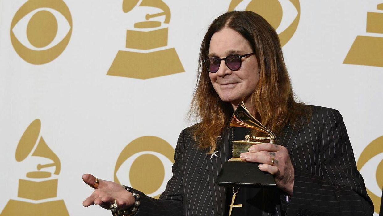 Ozzy Osbourne måtte aflyse en turné i 2019.
