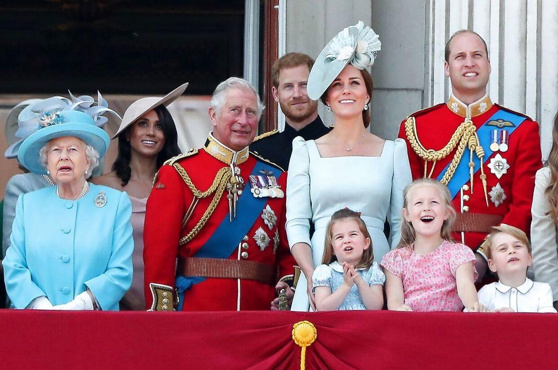 Hvis der skete både dronning Elizabeth, prins Charles og prins William noget, og prins Williams børn endnu ikke var blevet myndige, så kunne kongehuset godt få brug for prins Harry.