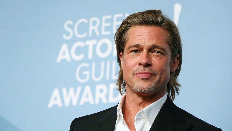 Brad Pitt har fået et øgenavn af Leonardo DiCaprio.