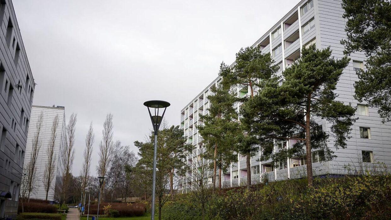 Nøjsomhed/Sydvej i Helsingør figurerer på regeringens årlige ghettoliste.