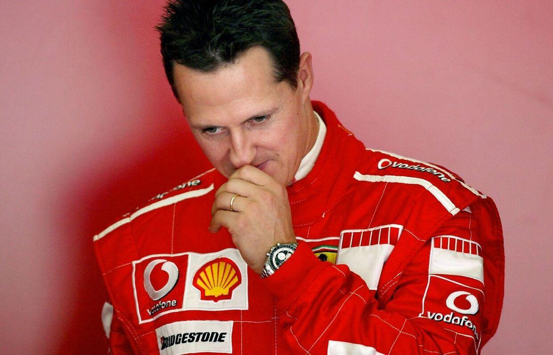 Michael Schumacher har ikke været set af offentligheden siden sin skiulykke for lige over seks år siden.