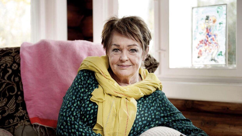 Ghita Nørby er blevet 85 år, og skuespilleren fortæller nu, at hun er begyndt at spekulere meget over sin alder.
