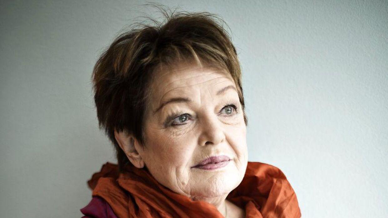 Ghita Nørby kunne i 2017 fejre sit 60-års jubilæum. Nu fortæller hun til Alt for damerne, at hun spekulerer meget over sin alder og livets afslutning.