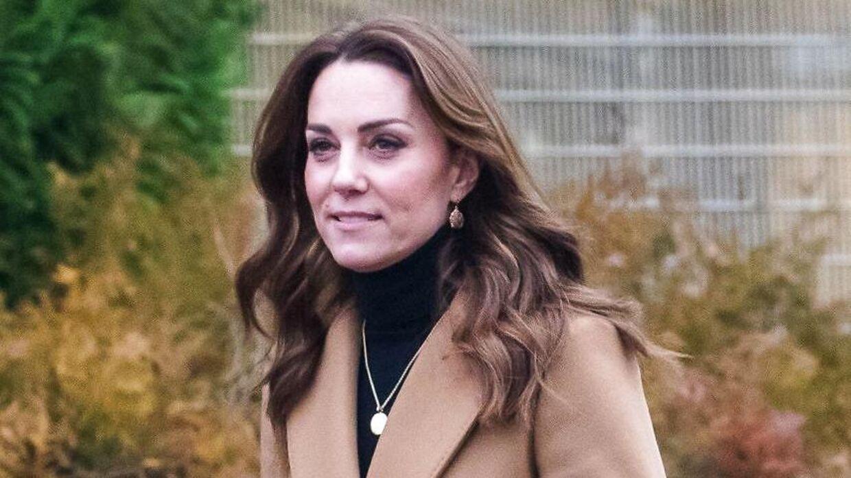 38-årige hertuginde Kate fortæller, at hun følte sig isoleret og afskåret, efter at hun havde født prins George i 2013.
