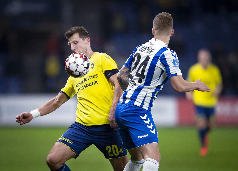 Brøndby har solgt topscorer Kamil Wilczek til tyrkiske Göztepe (Foto: Liselotte Sabroe/Ritzau Scanpix).