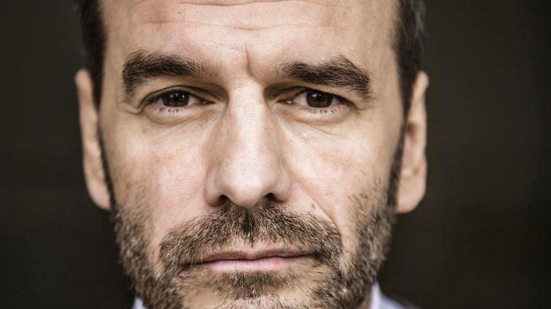 44-årige Jesper Buch kalder værdiansættelsen fra Caffi for uanstændig.