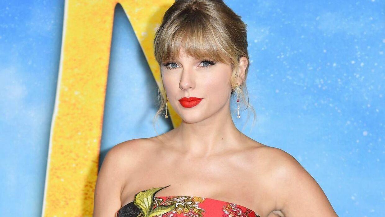Taylor Swift åbner op om spiseforstyrrelse i ny dokumentar.