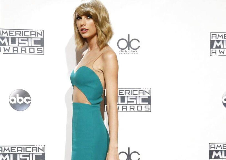 Taylor Swift i november 2014.