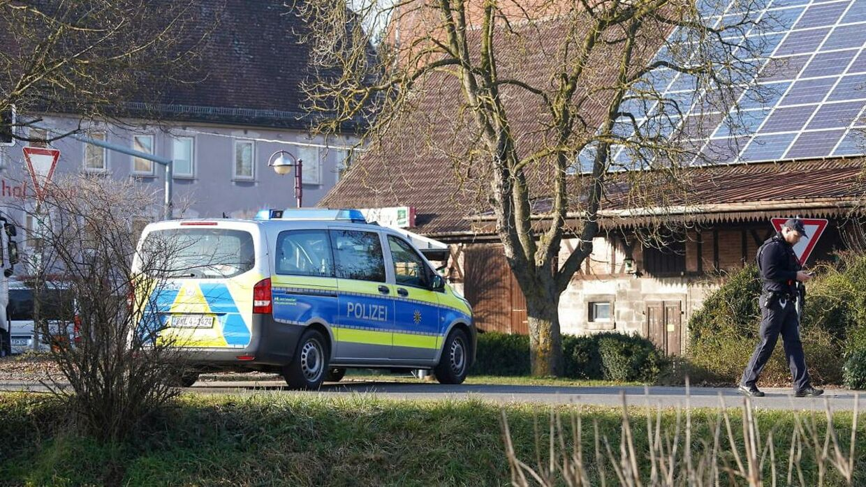 Politiet i Rot am See