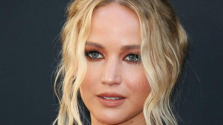 Jennifer Lawrence spiller hovedrollen i 'Hunger Games'-filmene.