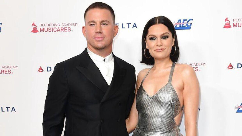 Channing Taum og Jessie J har fundet sammen igen, efter at parret gik fra hinanden tilbage i december 2019.
