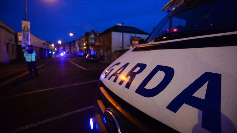 Irsk politi, Gardai, fandt tre døde børn i en lejlighed fredag aften nær Dublin.