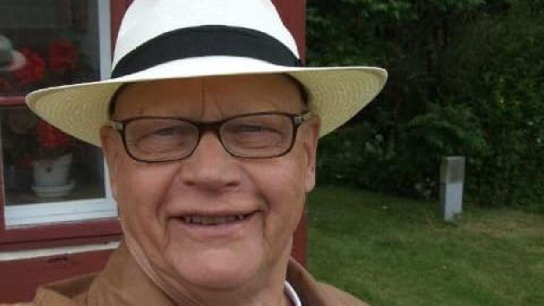 Lars Nikolajsen er bestyrelsesmedlem i den nystiftede forening »Stop motorvej over Samsø«.