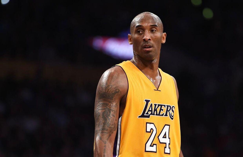 Kobe Bryant blev kun 41 år.