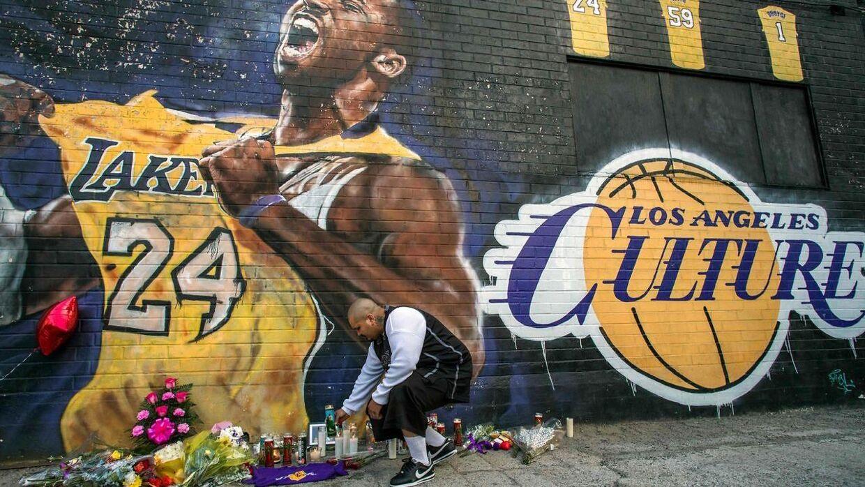 Kobe Bryants tragiske dødsfald rystede hele verden søndag aften.