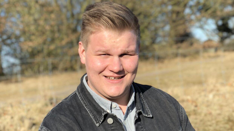Mathias Bille, 25, er rystet over et besøg på Dalle Valle.