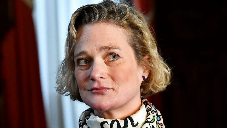 Delphine Boel, som er kunster, har nu fået bevist, at hun er datter af den tidligere konge.