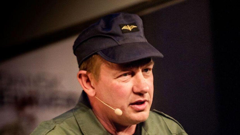 Peter Madsen viste brudstykker af en skræmmende personlighed under optagelserne til den nye film om ham.