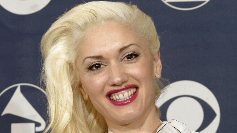 Sådan så Gwen Stefani ud til The Grammy Awards i 2004.