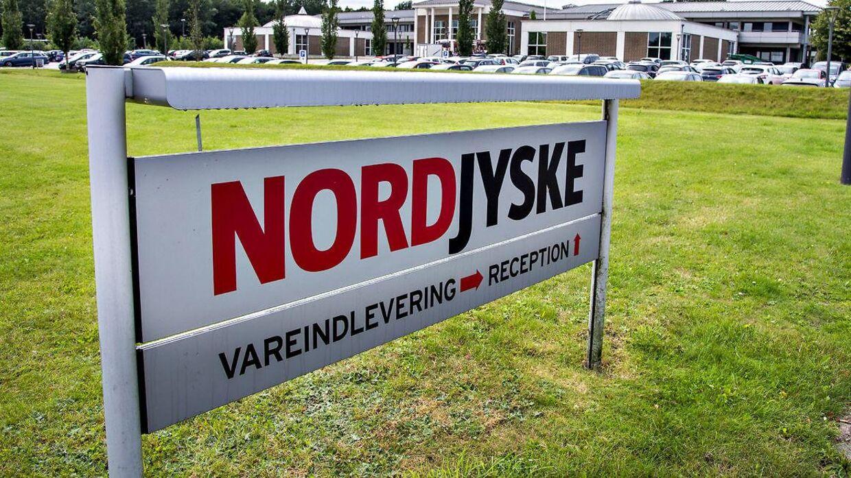 Nordjyske Medier i Aalborg Øst, 12. august 2019. Nordjyske Medier har leveret nyheder siden 1767 og er Danmark næstældste medievirksomhed. Udgiver dagbladet Nordjyske Stiftstidende og mange andre nyhedsmedier.