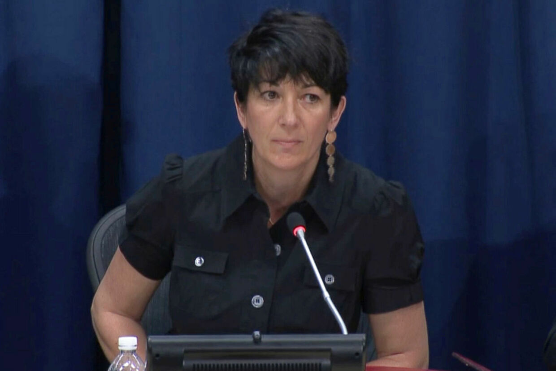Ghislaine Maxwell, Epsteins veninde, er også under anklage i sagen. Hun menes at stå bag hans omfattende pædofili-netværk. (Arkivfoto)