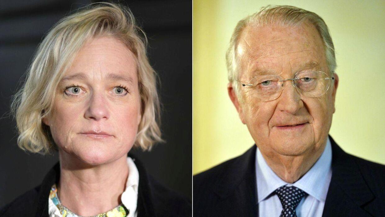 Delphine Boel har nu rettens ord for, at hun er datter af ekskongen Albert. (Foto: Scanpix)