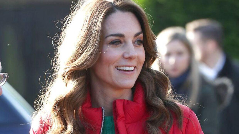 (Arkiv) Kate Middleton.