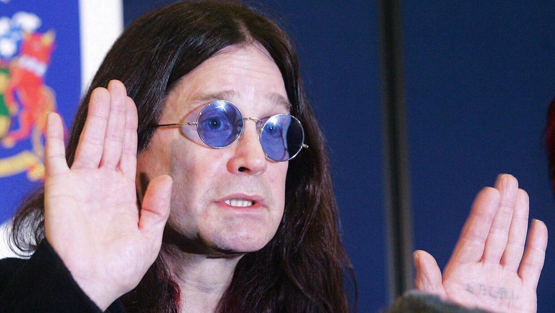 Ozzy Osbourne har det meget dårligt, siger han til magasine Kerrang. (Foto: Scanpix)