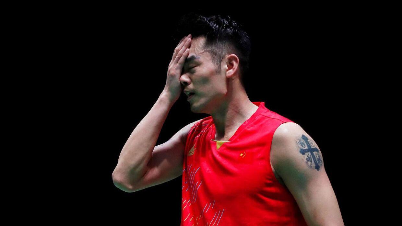 Legenden Lin dan og resten af kinesisk badminton er udfordret af coronavirusudbruddet. (Arkivfoto).