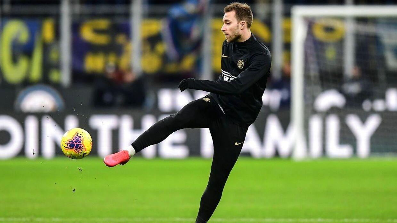 Christian Eriksen laver maksimalt seks assists, spår Danske Spil.