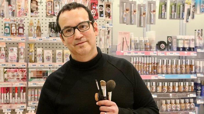Bruce Grayson er nærmest født ind i Hollywoods makeupverden, for hans far var i sin tid også en anerkendt makeupartist i filmbyen.