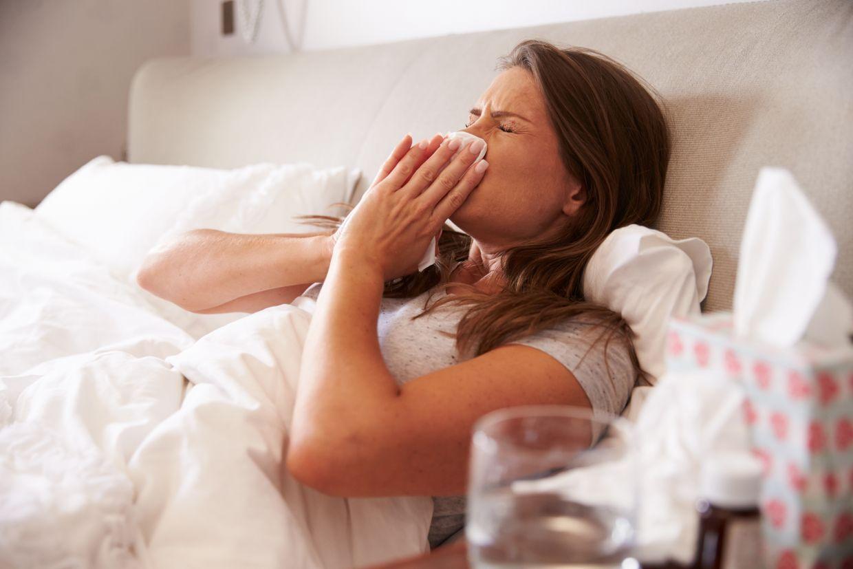 Undgå forkølelse med disse tips og produkter som forebygger.