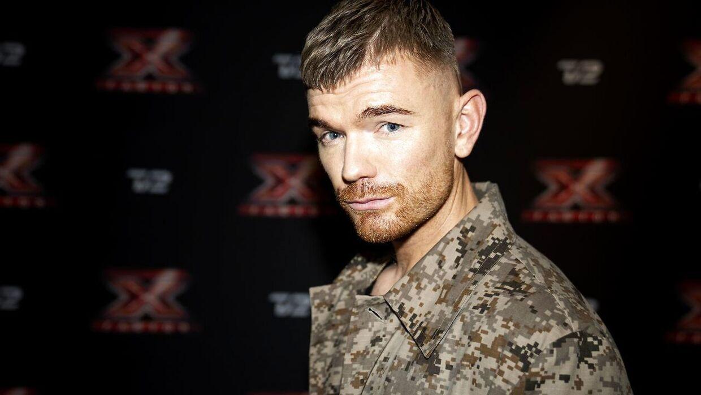 X-Factor dommer Ankerstjerne.