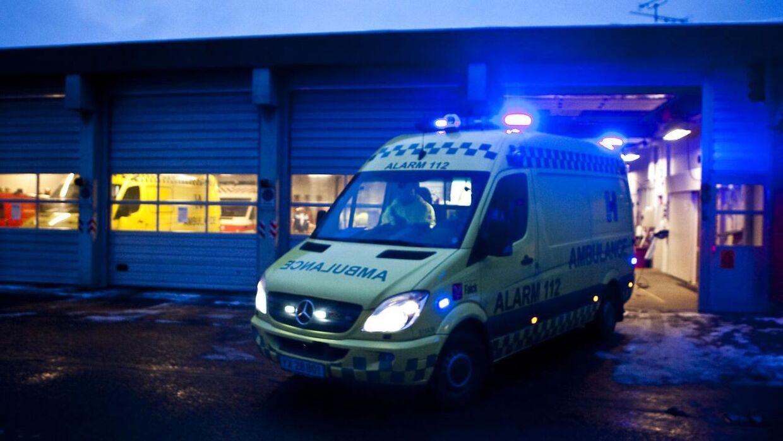 Syd- og Sønderjyllands Politi indstillede onsdag eftermiddag en storstilet eftersøgning af en 94-årig kvinde, da hun blev fundet død i det område, hun forsvandt i.