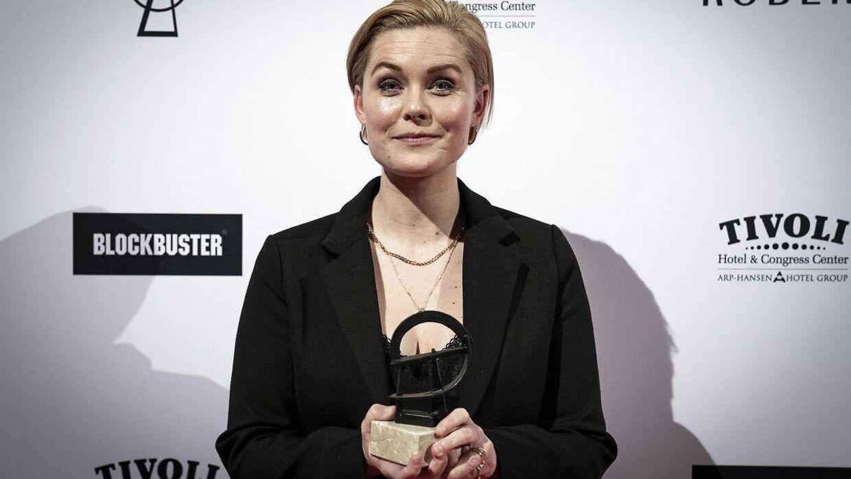 Sofie Torp får hovedrollen i den nye Afdeling Q-film.