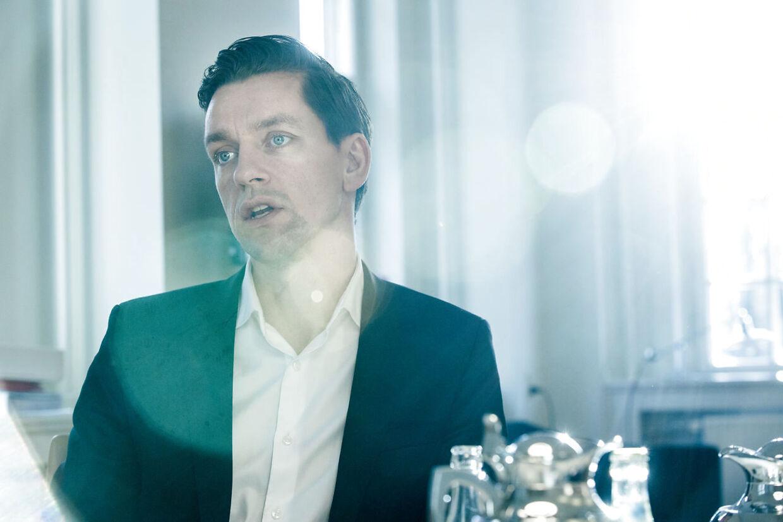 Boligminister Kaare Dybvad blev fik sin første ministerpost, da Mette Frederiksen i sommer udnævnte ham som boligminister. Foto: Nikolai Linares.