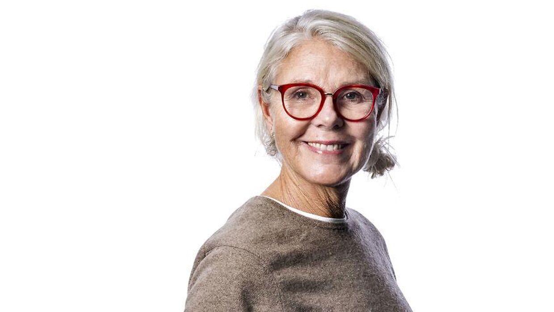 Anna Thygesen, erhvervskvinde og kommunikationsrådgiver – og klummeskriver i B.T.